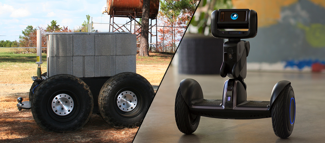 Segway Robotics Gets Your Project Rolling