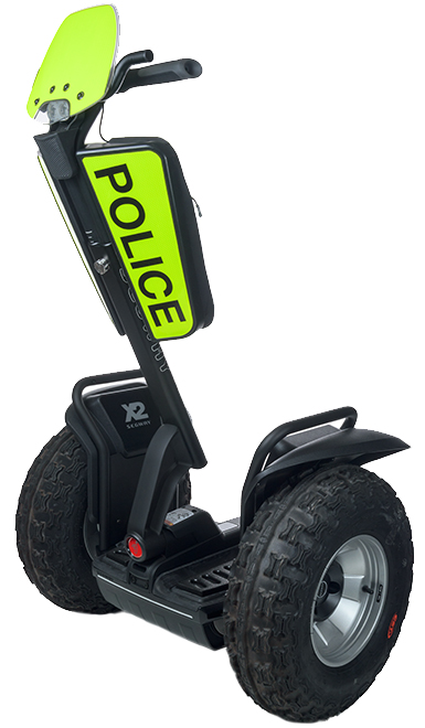 Product photo of x2 SE Patroller facing left