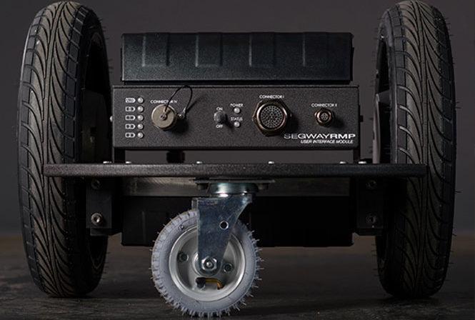rmp 210 robotics Segway