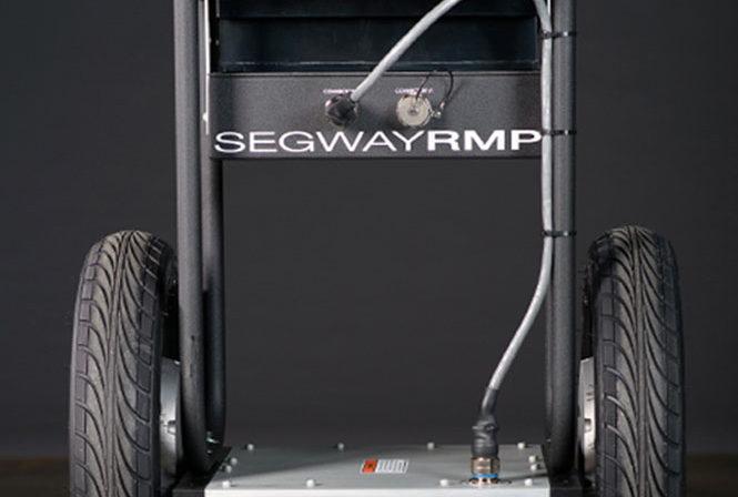 rmp 220 robotics Segway